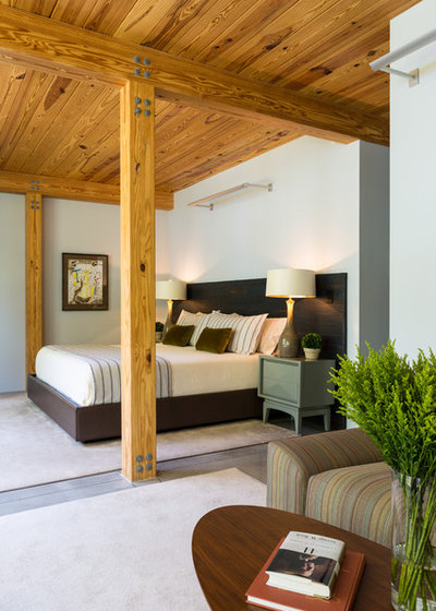 Houzz Tour Modern Maryland Retreat Gets Cozy