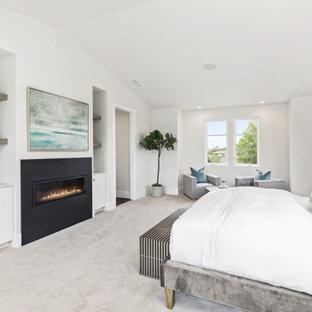Стильный дизайн: спальня в морском стиле - последний тренд