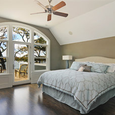 Traditional Bedroom by A. Perry Homes
