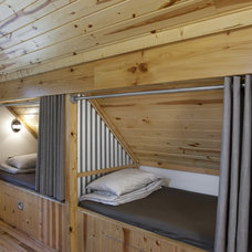 Contemporary Bedroom by Thomas Lawton Architect