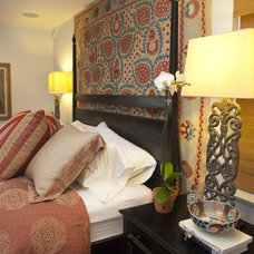 Eclectic Bedroom by Anthology Interiors