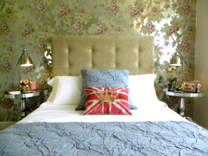 Eclectic Bedroom by Dear Designer