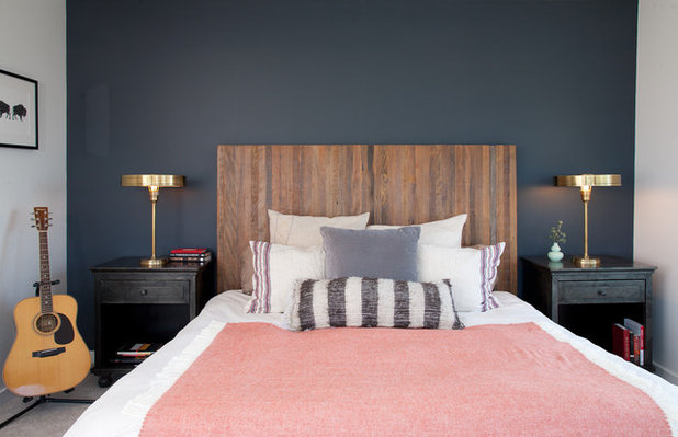 Awesome Eclectic Bedroom by GEREMIA DESIGN