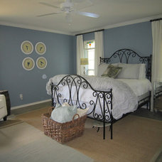 Eclectic Bedroom by Girl Meets Lake