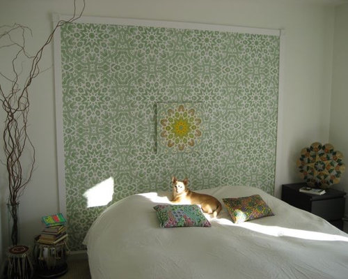 Psychedelic Bedroom Design Ideas Remodels Photos Houzz