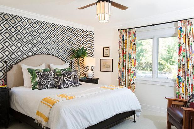 Eclectic Bedroom Eclectic Bedroom