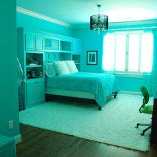 Eclectic Bedroom by Rachel Greathouse