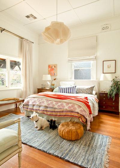 7 Bedrooms With Brilliant Accent Walls  Interior Design Ideas
