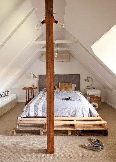 Eklektisk Soveværelse Eclectic Bedroom