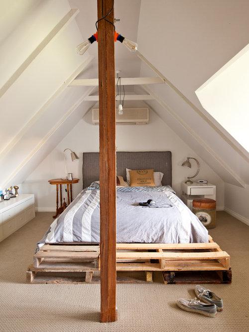 Pallet Bedroom Furniture Houzz