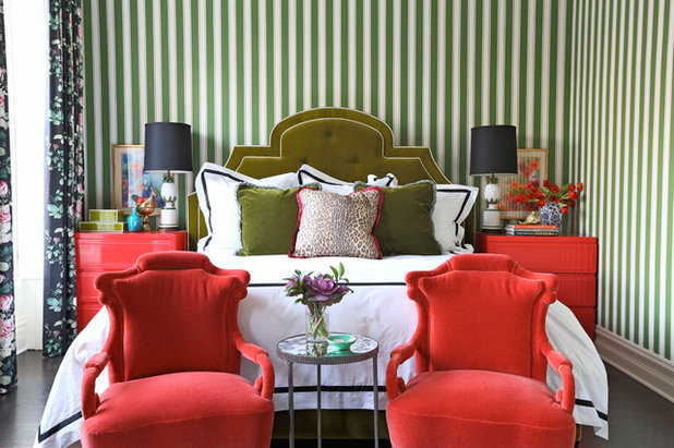 Fabric Focus: Decorating With Touchy Feely Velvet