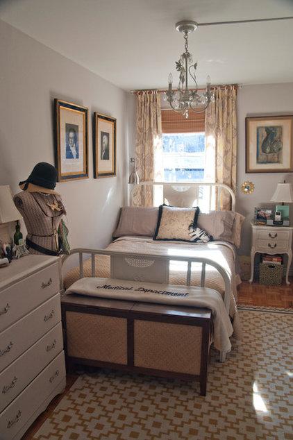 Eclectic Bedroom by Lauren Gries
