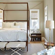 Traditional Bedroom by David Michael Miller Associates