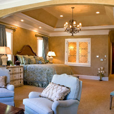 Traditional Bedroom by Pippin Home Designs, Inc