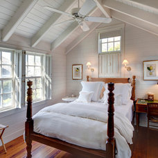 Beach Style Bedroom by Bob Gothard Architectural Photographer