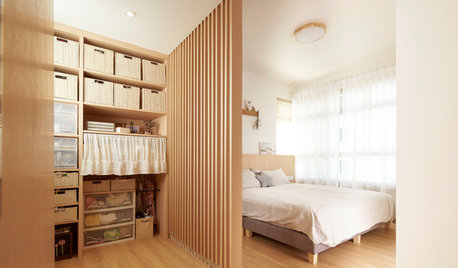 Houzz Tour: A Singapore-Japanese Family's Cross-Cultural BTO Flat