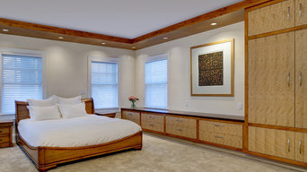Edgehill Residence - Master Bedroom