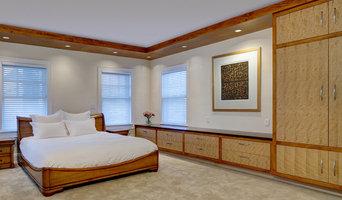 Edgehill Residence - Master Bedroom