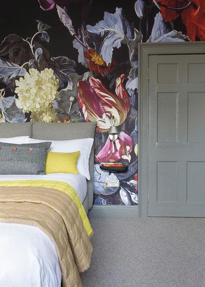 Contemporary Bedroom by John Wilson Design