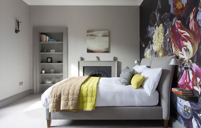 Houzz Tour: From Dull Ex-rental to Characterful City Home