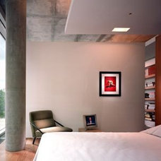 Contemporary Bedroom by Edward I. Mills & Associates, Architects PC