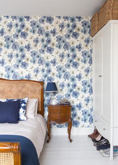 Викторианский Спальня by Rebecca Hayes Interiors