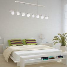 Contemporary Bedroom by Littman Bros Lighting