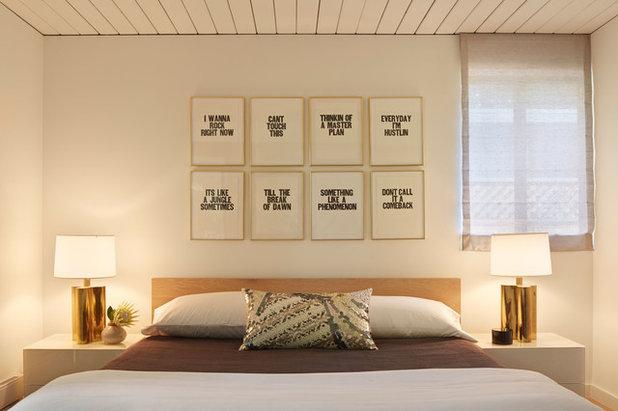Ретро Спальня by Alison Damonte Design