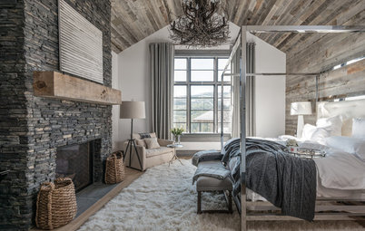 How to Achieve a Rustic Feel With Modern Appeal