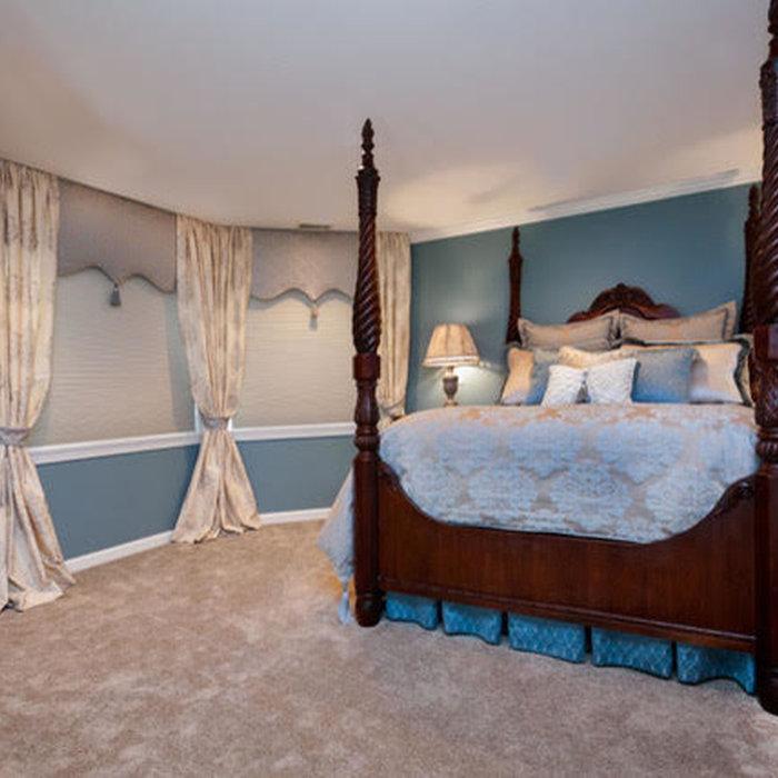 Award Winning Elegant & Peaceful Master Bedroom
