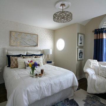 Elegant Guestroom