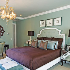 Contemporary Bedroom by Grace Home Furnishings