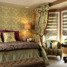 Contemporary Bedroom by CIH Design