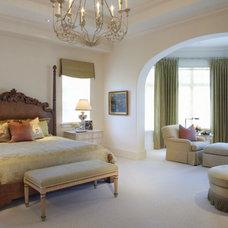 Traditional Bedroom by Talla Skogmo Interior Design