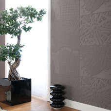 Asian Bedroom by Urban Wallcovering