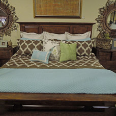 Traditional Bedroom by Elizabeth Cole, LLC