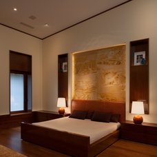 Contemporary Bedroom by Eljin Construction