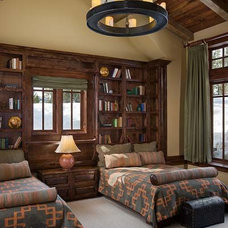 Traditional Bedroom by Montana Reclaimed Lumber Co.