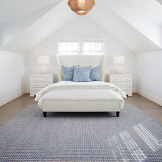 Beach Style Bedroom by Christopher Gibson
