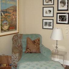 Contemporary Bedroom by Tesserae Interior Design
