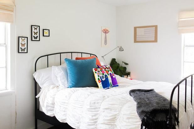 Clásico renovado Dormitorio by Minette Hand Photography