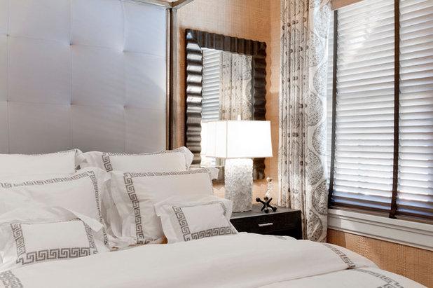 Transitional Bedroom by Rikki Snyder