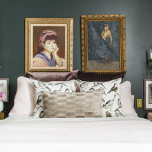 Room of the Day: A Tiny, Romantic Bedroom