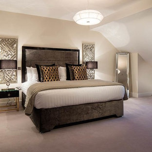 Camera da letto moderna Irlanda - Foto e Idee per Arredare