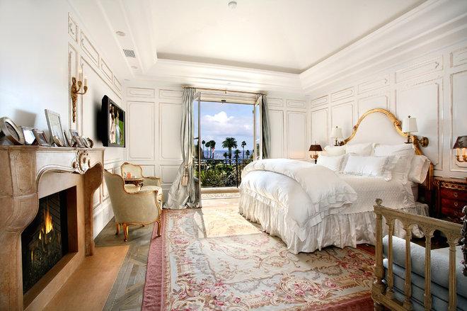 Mediterranean Bedroom by Prestige Builders