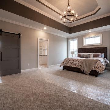 Emerald Fields - Master Bedroom