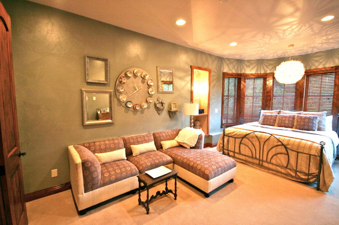 Traditional Bedroom by Markim Construction, LLC