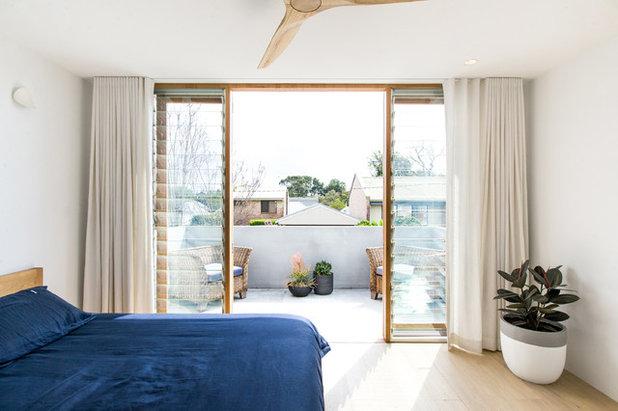 Contemporary Bedroom by Blake Studios