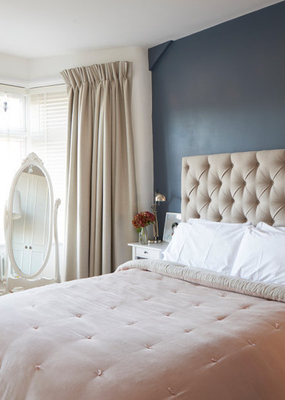 Traditional Bedroom by Interior Therapy