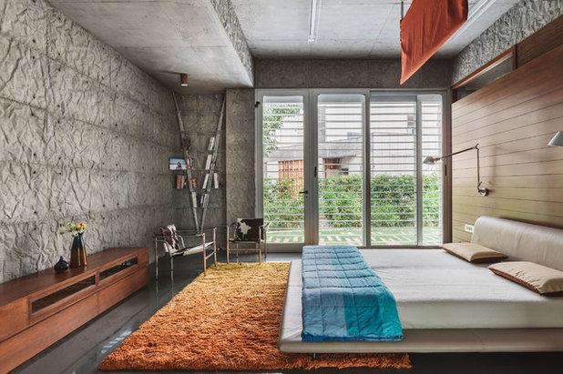 Modern Bedroom by ESSTEAM